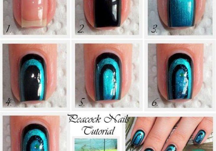 Easy Nail Art For Beginners 1