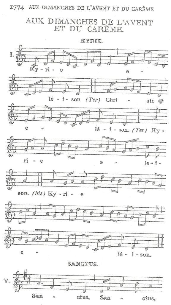 Messe Pour Le Temps De L'avent Partition : messe, temps, l'avent, partition, Partitions, Dimanches, L'Avent, Carême, Paroisse, Sainte, Agathe, Réunion