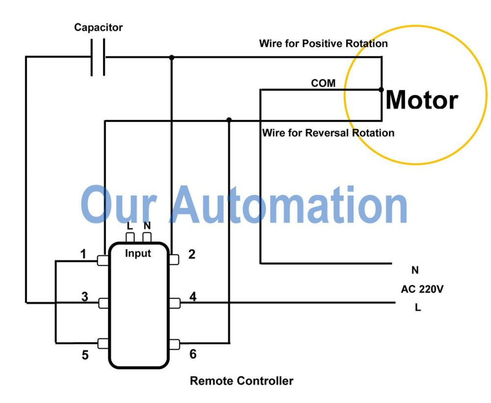 medium resolution of ac dpdt switch wiring diagram wiring diagram metahow to control ac motor by dpdt switch and