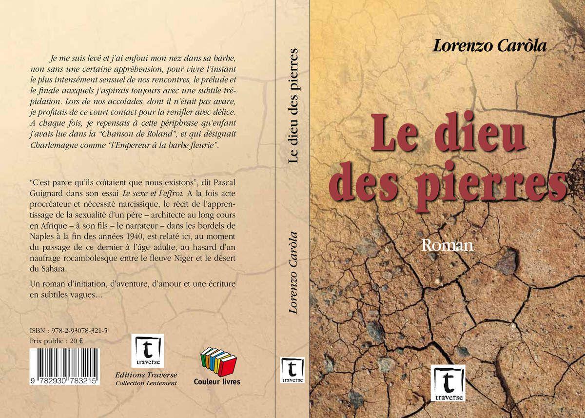 """Résultat de recherche d'images pour """"LE DIEU DES PIERRES de Lorenzo CAROLA"""""""