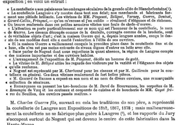 Maison Guerre à Langres
