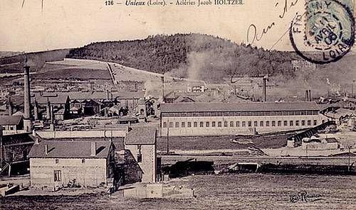 Acier Holtzer