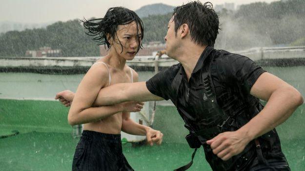 Sense8 scène combat