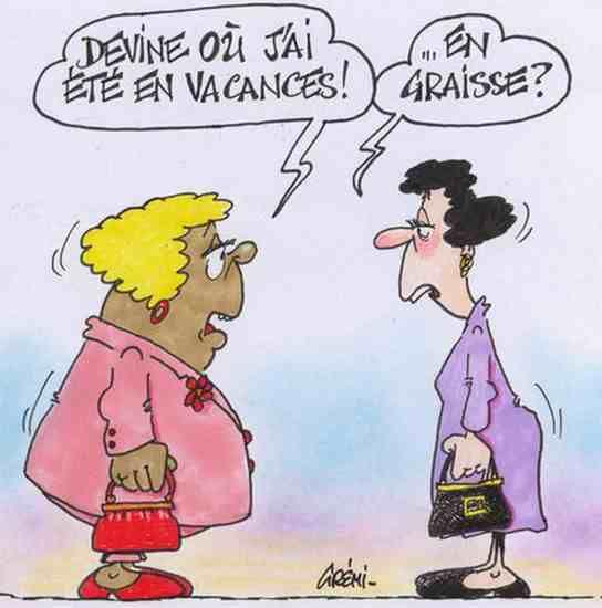 Drôle Retour De Vacances Humour | Humourge