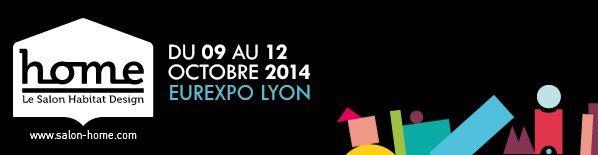 Salon HOME Lyon Eurexpo du 9 au 12 octobre 2014  Atelier POURQUOI PAS  Mobilier Design sur mesures