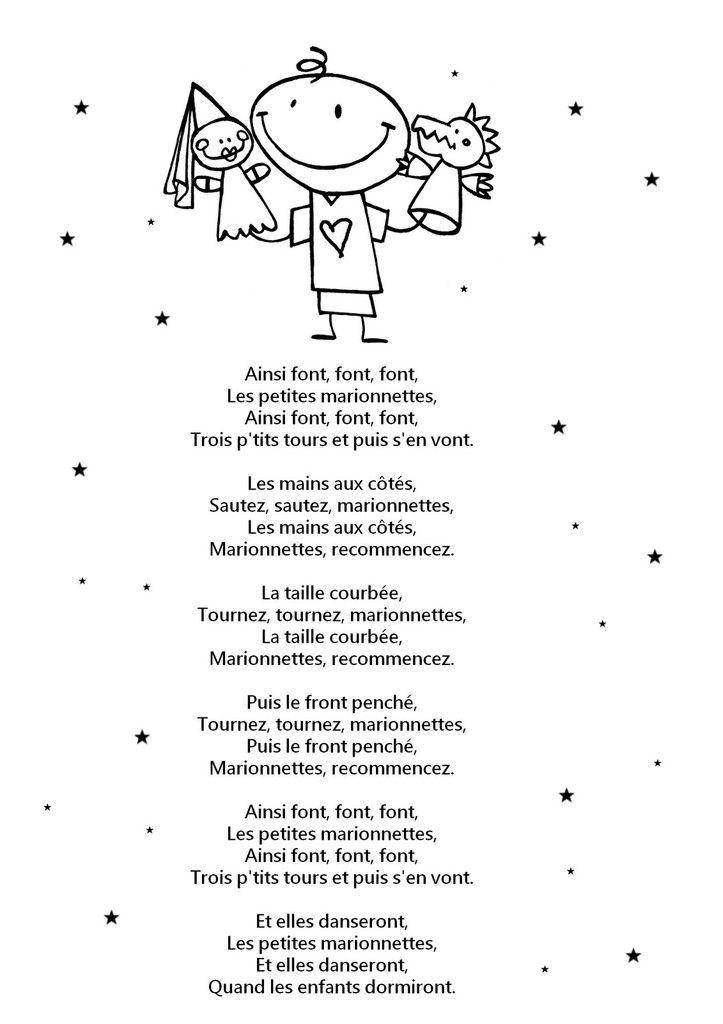 Ainsi Font Font Font Les Petites : ainsi, petites, Comptine, Ainsi, Nounoucoindespetits