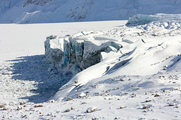 Terre de Baffin / Avril 2015