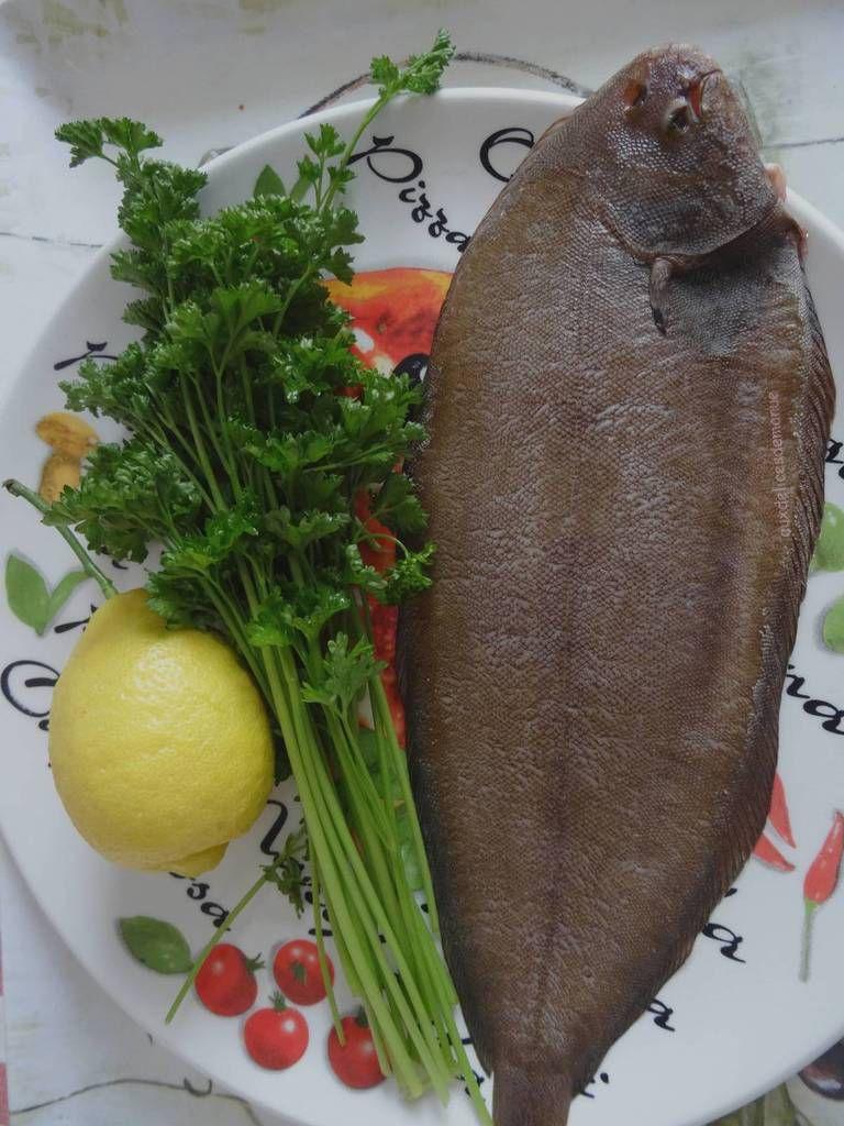 Cuisson Sole Au Four : cuisson, Citron, Persil,, Auxdelicesdemanue