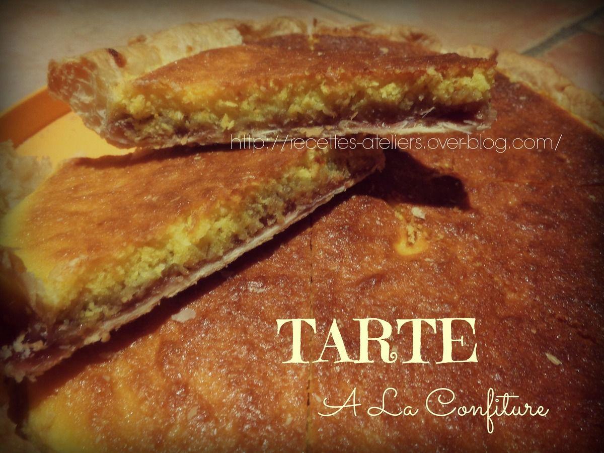 Tarte Coco Confiture