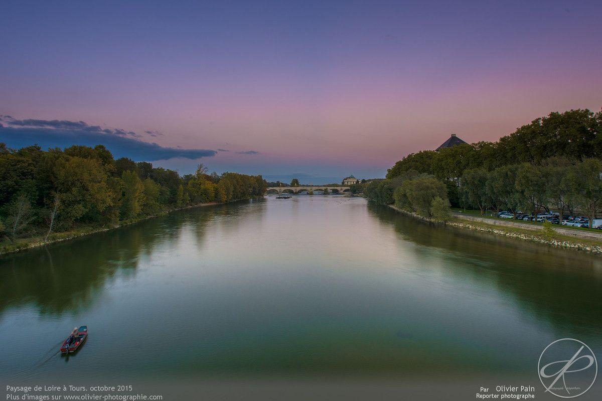Paysages de Loire  Reporter photographe  Tours Olivier Pain le blog