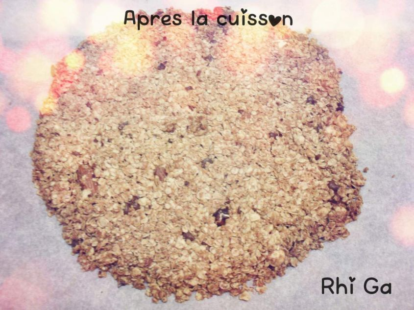 Comment faire son granola ?