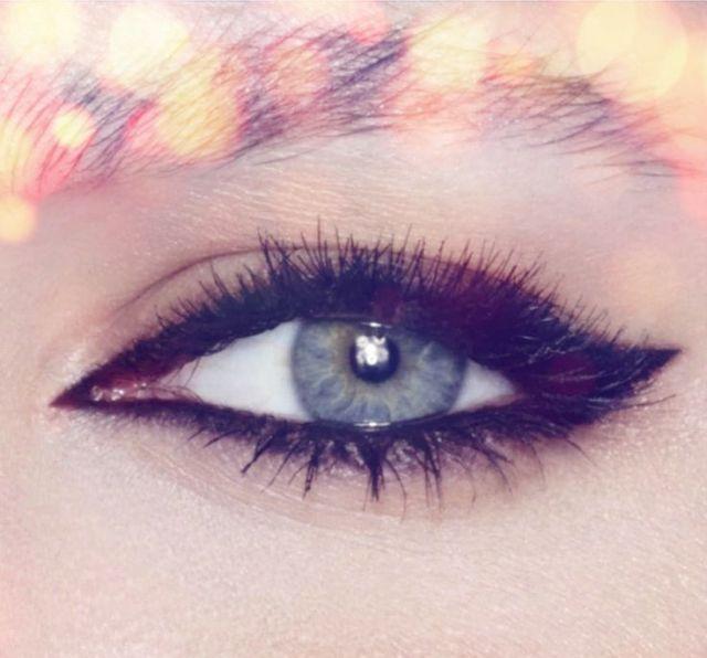 Choisir son trait de liner selon ses yeux