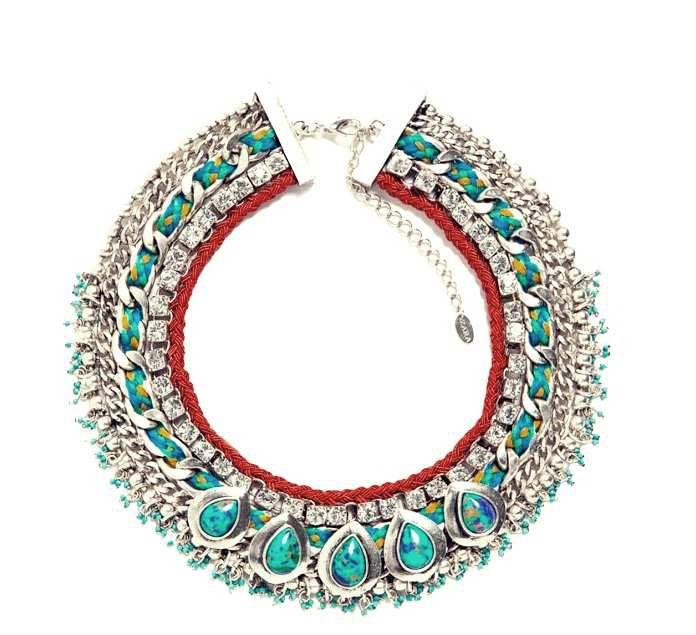 Collier Zara ; 29,95€