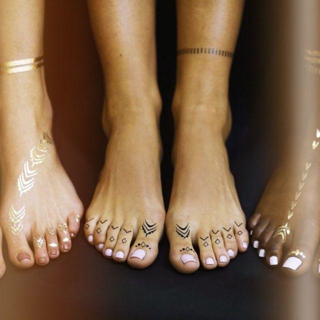 Soyons tatouées comme Rihanna cet été
