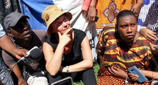 Visite de la ministre des Outre-mer à Mayotte, un «foutage de gueule»