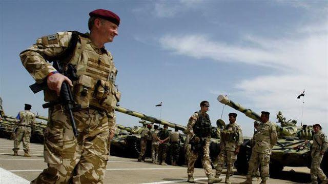 L'armée syrienne et ses alliés auraient arrêté des militaires britanniques