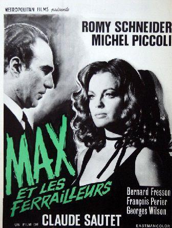 Film Max Et Les Ferrailleurs : ferrailleurs, FERRAILLEURS, ACTERIEUR, CINEMA
