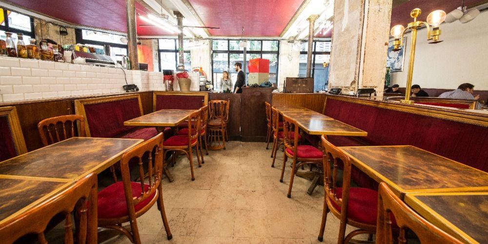 Café du commerce : un brunch complet et à petits prix aux pieds du sacré coeur