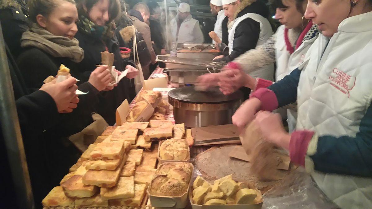 Le Food Market : célébrons la Street Food