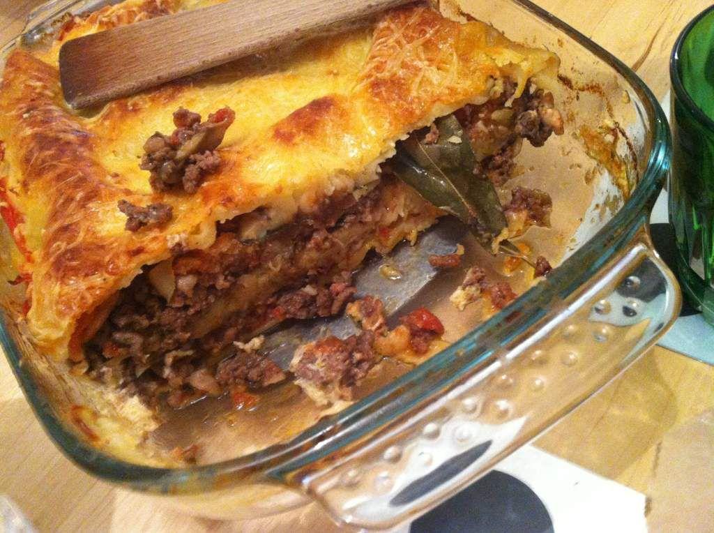 Des lasagnes pour vivre l'Italie dans l'assiette