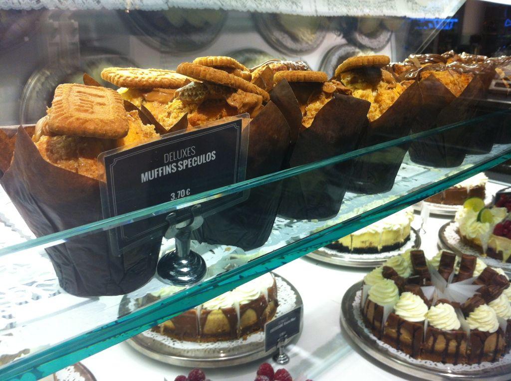 Des muffins très gourmands