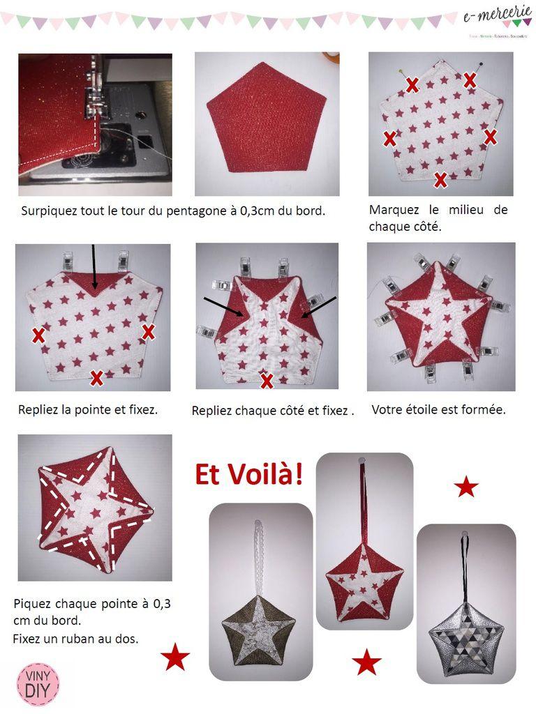 tuto etoile origami couture et diy les tutos couture de viny blog de couture. Black Bedroom Furniture Sets. Home Design Ideas