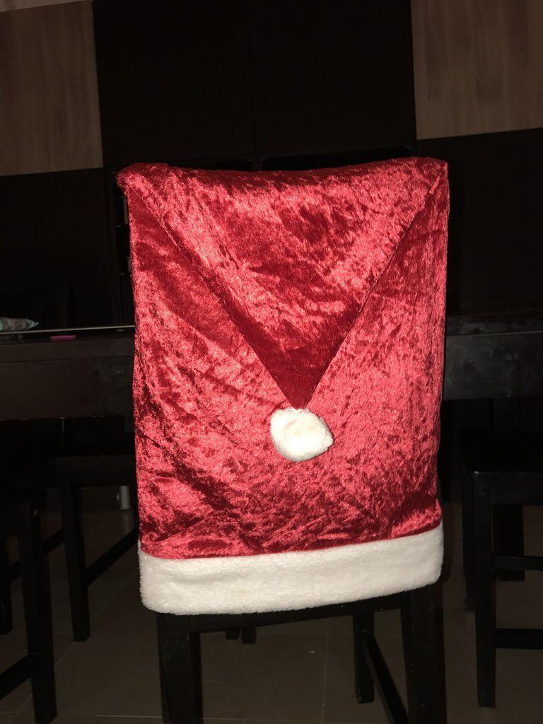 Tutos ⋆ Couture Chaise Bonnet Housse De Les Noël Tuto Diy g7yIvYbf6