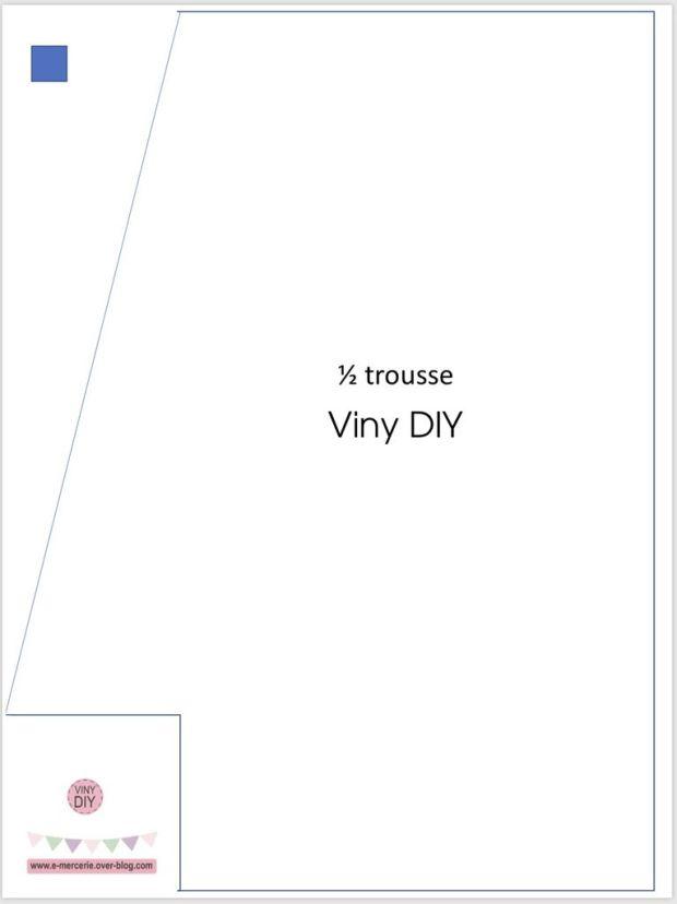 Maxi Trousse pour les Débutants - Tutoriel Patron Couture - DIY