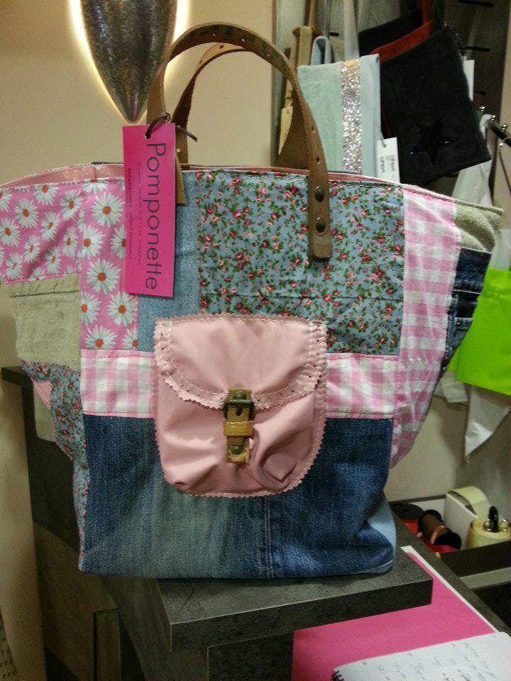 Coudre une Poche façon Pomponette - Tuto Couture DIY