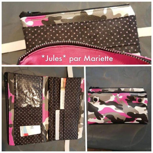 Jules - Le compagnon Idéal - Tutoriel Patron Couture