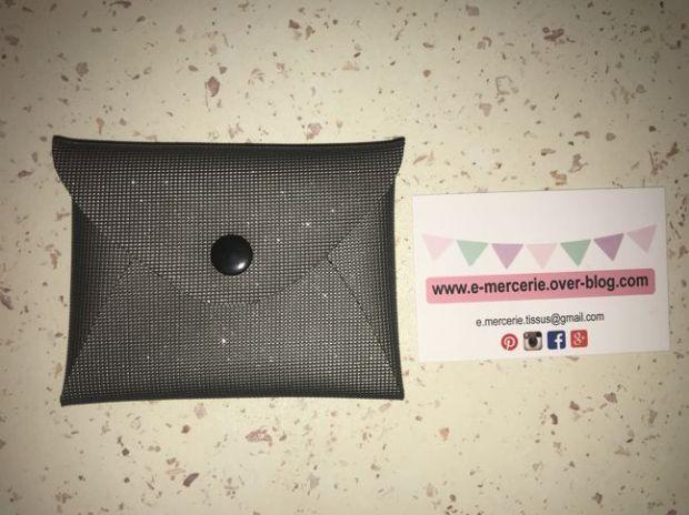 Porte Cartes Facile sans couture - Tuto DIY