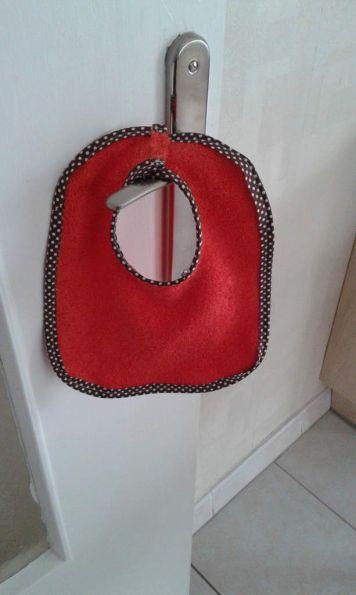 Patron Bavoir Facile - Tuto Couture DIY