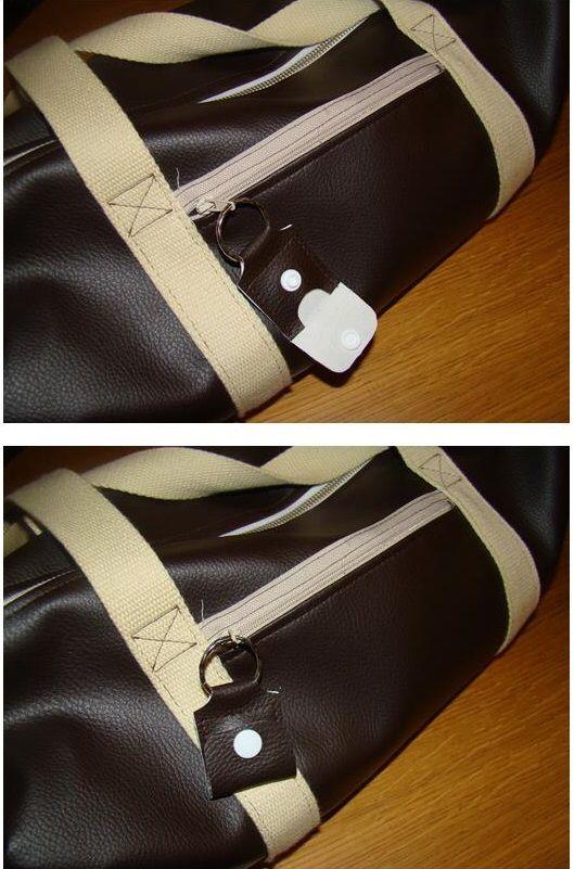 tuto sac polochon