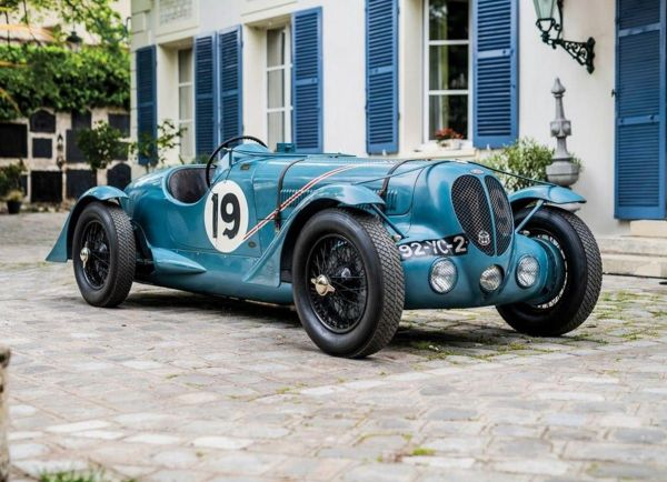 DELAHAYE 135 S COMPETITION COURT - 1935
