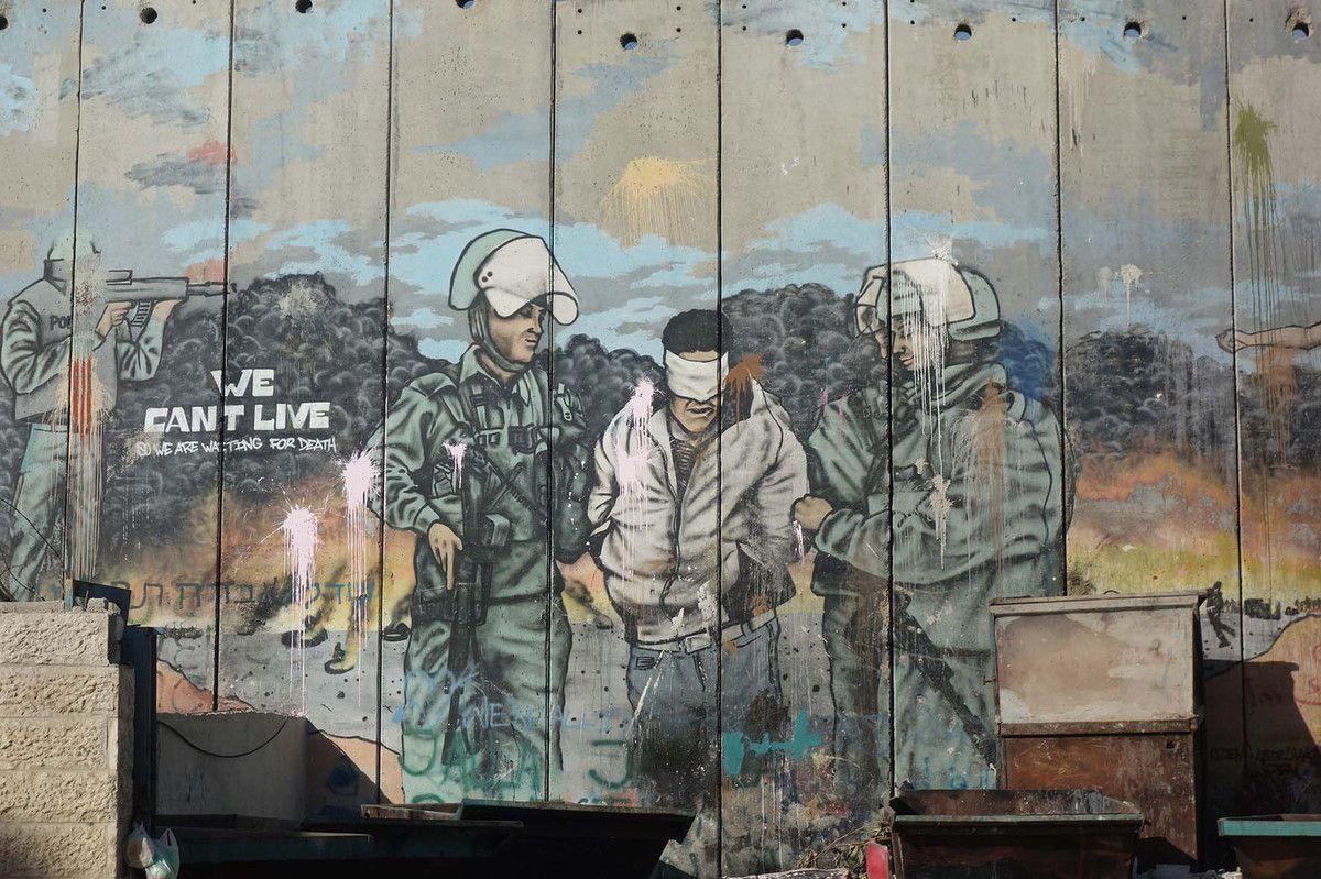 Souscription pour l'édition de La grande marche du retour. Témoignages de Palestinien.nes 70 ans après la Nakba d'Annie Fiore