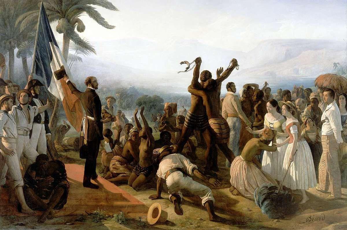 L'abolition de l'esclavage en 1848 : Un oubli de l'histoire ?