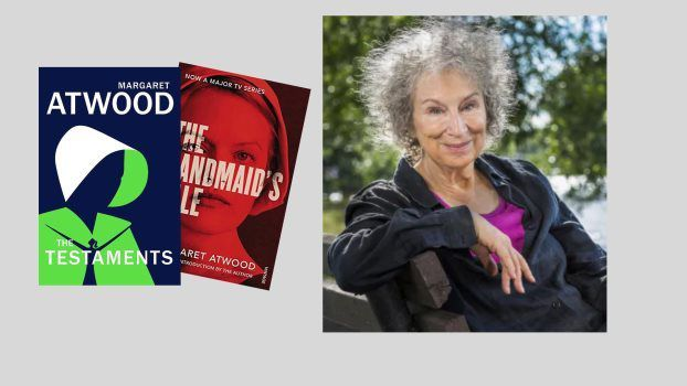 L Ecrivaine Canadienne Margaret Atwood Presente Les
