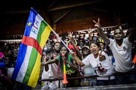 La République Centrafricaine peut maintenant rêver de la Coupe du Monde 2019