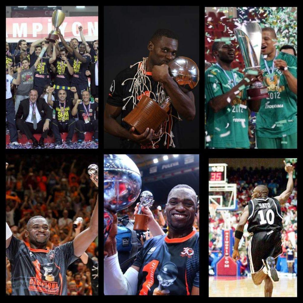 En 17 années de carrière (universitaire et professionnelle), Romain Sato a été un membre du cinq majeur de ses différentes équipes pendant seize ans et demi, sauf en NBA.