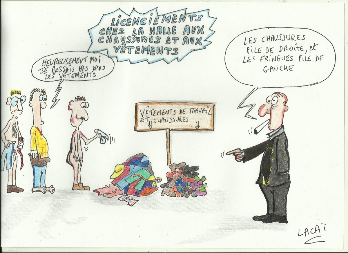 image chaussures humour
