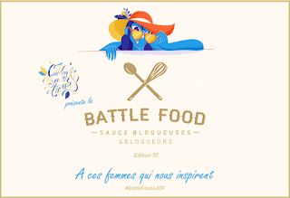 logo de la battle food