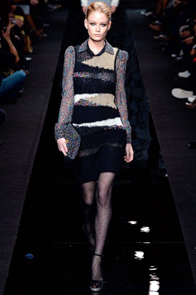 Look Diane Von Furstenberg PAP15 crédits: style.com