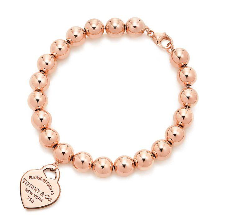 Bracelets de perles, Tiffany&Co., 4050 euros.