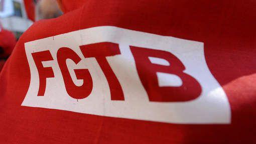 La Fédération Générale du Travail de Belgique (FGTB)  soutient les salariés français en lutte pour le retrait de la loi travail