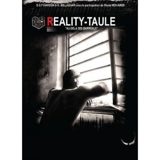 Amedy Coulibaly apparaissait, de dos, sur la couverture du livre Reality-Taule.