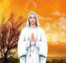Message 4.561 de Notre Dame d'Anguera-Bahia-Pedro Régis 25 11 2017 - Ne vous éloignez pas de la prière. Quand vous en êtes loin, vous devenez la cible de l'ennemi de Dieu