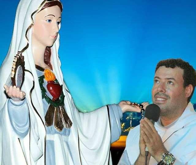 Jacarei 1er Janvier 2018 - Vigile du Nouvel An - Solennité de Marie, Mère de Dieu - Messages de Notre Dame et Saint Cunibert