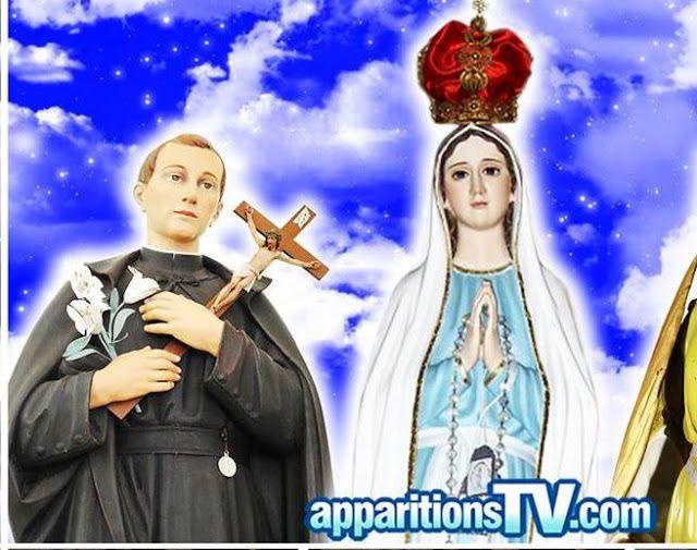 Jacarei 20 Janvier 2018 - Messages de Notre Dame et de Saint Gérard Majella - Fête de Saint Sébastien