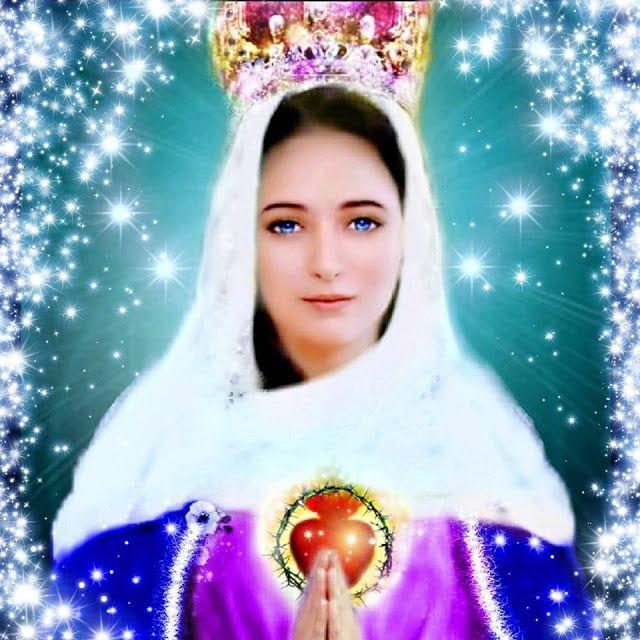 Jacarei 11 Août 2018 - Message de Notre Dame Reine et Messagère de la Paix à Marcos Tadeu