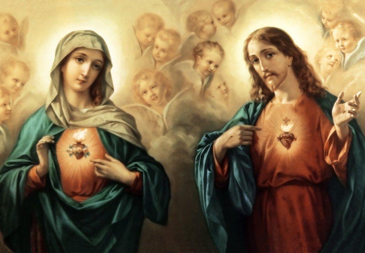 Jacarei 7 Septembre 2019 - Message du Sacré Cœur de Jésus et de Notre Dame Reine et Messagère de la Paix à Marcos Tadeu Teixeira - Anniversaire Mensuel des Apparitions de Jacarei